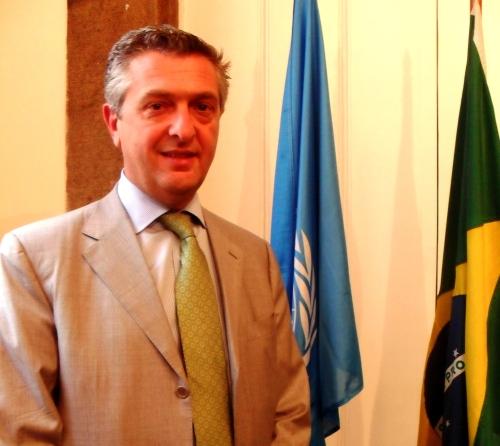 UN refugee chief calls for solidarity during Ramadan