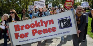 Brooklyn For Peace: Stellungnahme zur COVID-19 Pandemie