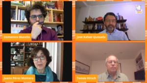 Chile: Tomás Hirsch apuesta por una renta básica universal para salir de esta crisis planetaria