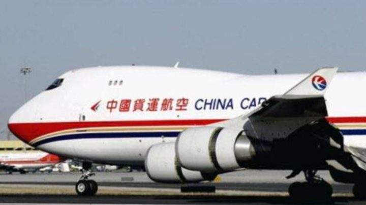 1000 Ventilators Donated by China Arrived at JFK in NYC