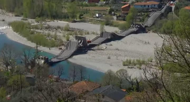Ponte sul Magra, viadotti in Sicilia: IDRA scrive alla ministra De Micheli