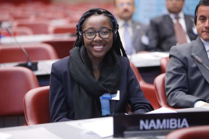 Emma Theofelus in Namibia: una femminista al governo a 23 anni