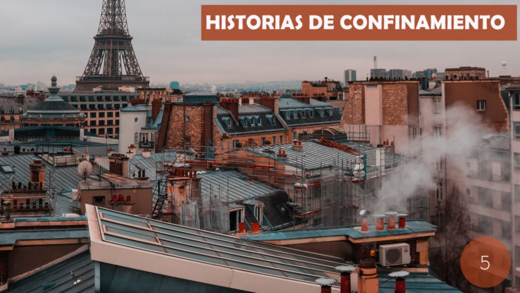 Histoires de confinement / 5