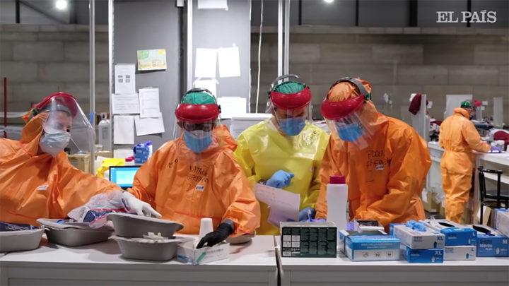 Madrid: los médicos se organizan para trasladar pacientes graves ante la descoordinación de la Comunidad