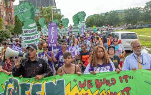No defraude a los votantes del clima porque son el futuro del Partido Demócrata