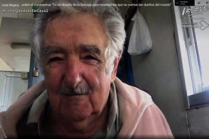 Pepe Mujica: Koronavirüs bize dünyanın sahibi olmadığımızı hatırlattı