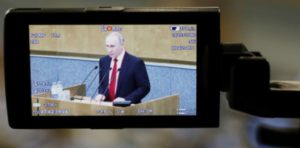 Russia: La riforma costituzionale di Putin e il coronavirus, un piano perfetto