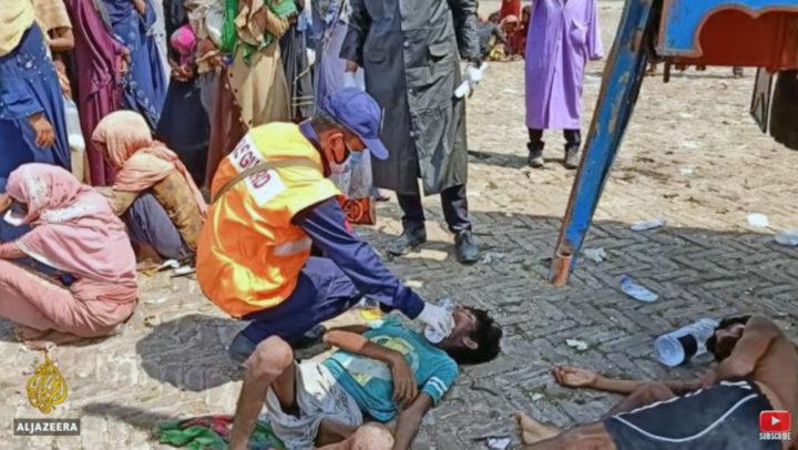 Guardia costera de Bangladesh rescata a 400 refugiados Rohingya