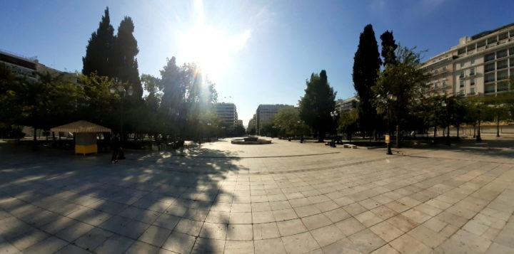 Η μοναξιά χτυπάει το κέντρο της Αθήνας