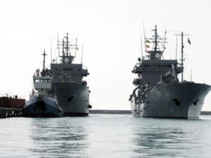 Operación «Irina» para Libia y cinco preguntas