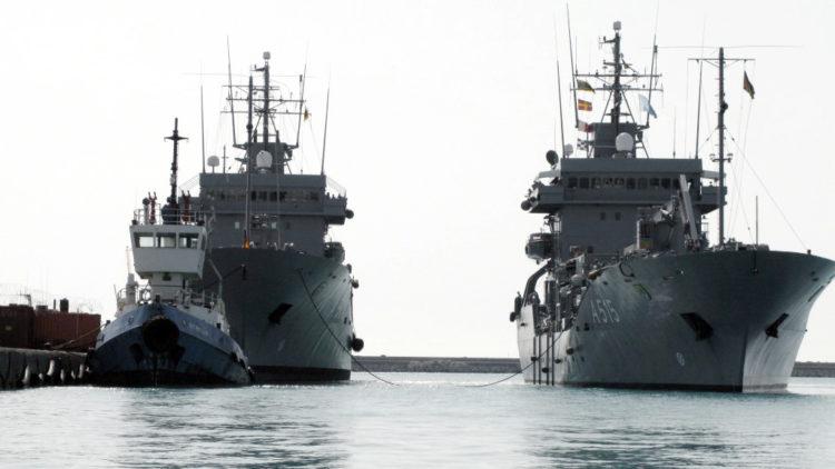 """""""Irina"""" Operation für Libyen und fünf Fragen"""