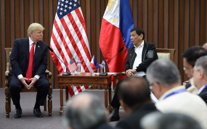 The Philippines Moving to Active Middle Power Diplomacy