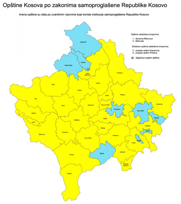Kosovo: un accordo negoziale di sette anni fa