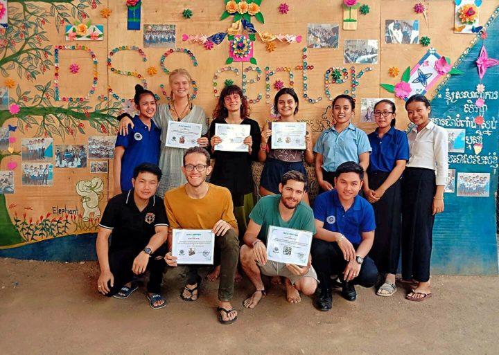 Cogliere le opportunità: avventure in Cambogia ai tempi del coronavirus