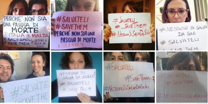 """""""Salvateli!"""" L'appello di Mediterranea per i migranti abbandonati in mare"""
