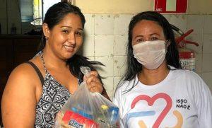 Uma mão lava a outra: solidariedade ampara comunidades vulneráveis da Paraíba