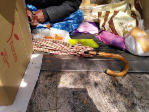 Coronavirus: Il racconto di un senzatetto di Pescara