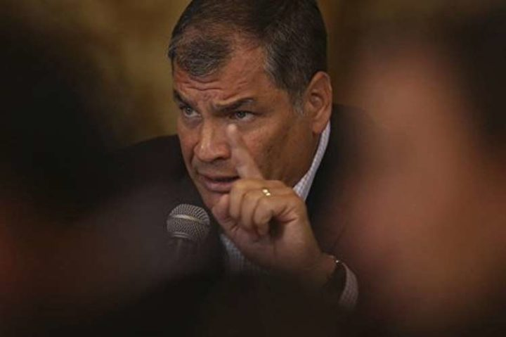 Ruling against Rafael Correa condemned in Latin America