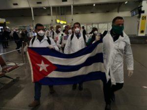 Να δοθεί στους Γιατρούς της Κούβας το Νόμπελ Ειρήνης ψήφισε ο Δήμος Πάτρας