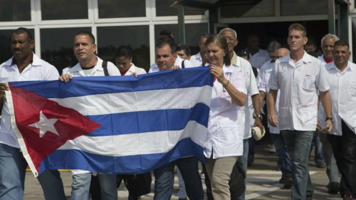 Cuba to the Rescue, But Don't Tell the American People