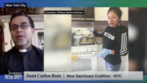 NYC Immigrant Communities Fight Hunger, Exploitation & Invisibility Through Mutual Aid