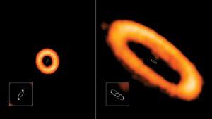 Descubren las extrañas órbitas de los discos planetarios de tipo Tatooine