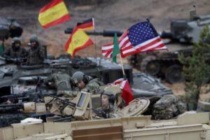 El gasto militar mundial es un 50% más alto que al final de la Guerra Fría