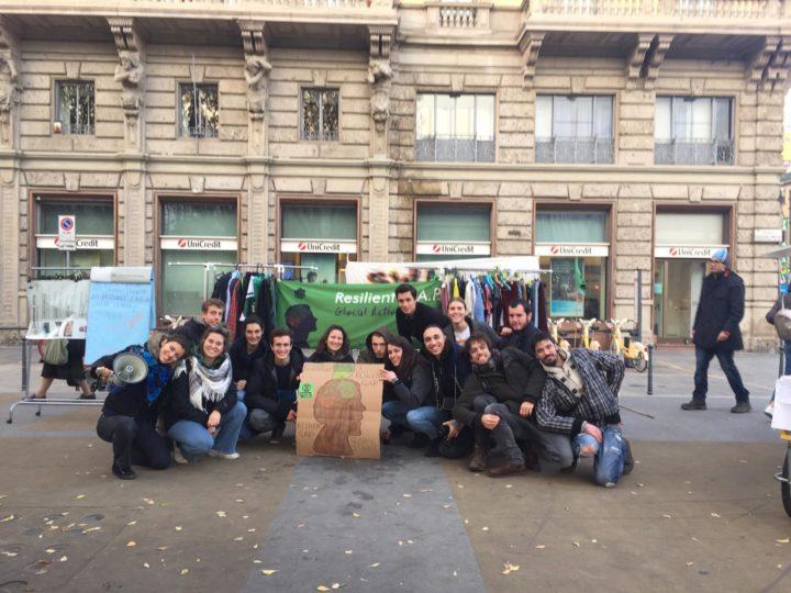 Coronavirus, l'attivismo non si è fermato – 2. Pietro Forconi, Collettivo Resilient Gap e Comitato Salviamo il Parco Bassini di Milano
