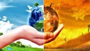 Global Pandemic And Global Warming