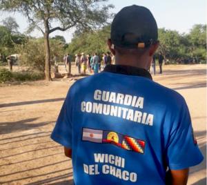 Comunidad wichí es atacada por la policía del Chaco