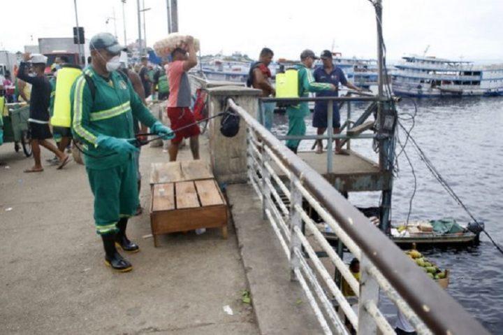 La pandemia coloca a indígenas latinoamericanos ante nuevos desafíos