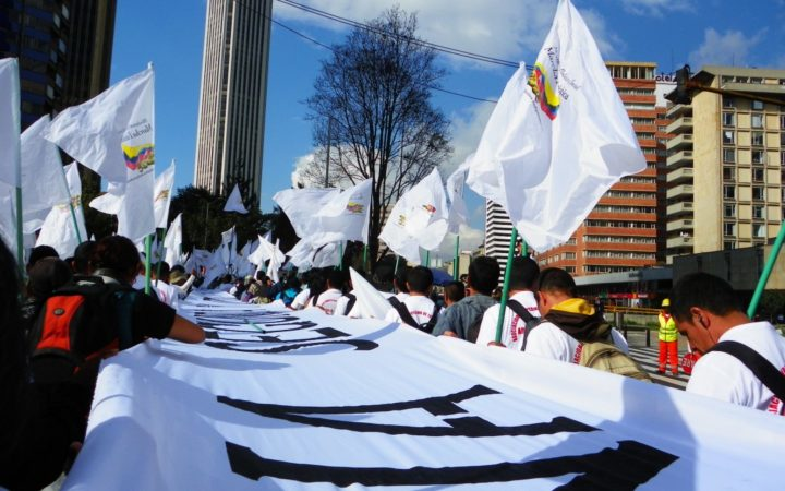 Appel international : pour la paix et contre l'intervention militaire américaine et colombienne au Venezuela