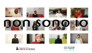 Cospe e Carta di Roma presentano «Non sono io», il video per un altro 25 Aprile