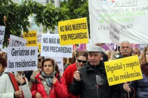 Residencias de mayores en Madrid: del abandono institucional al horror de la pandemia