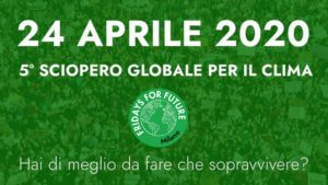 Due crisi, una soluzione. Appello di Fridays for Future Italia