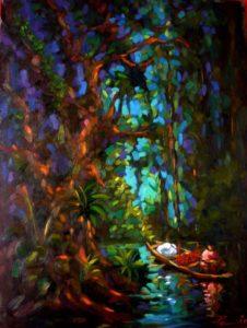 Reportajes de artistas amazónicos I: Pablo Taricuarima