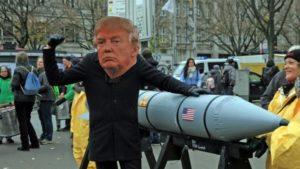 Nukleare Teilhabe beenden, US-Atomwaffen abziehen