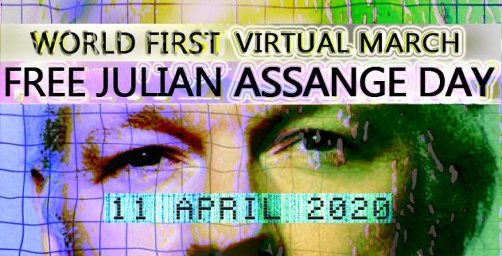 Un anno di detenzione arbitraria di Julian Assange a Belmarsh e primi casi di Coronavirus all'interno del carcere