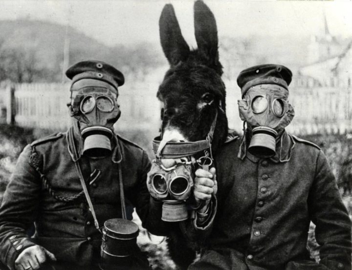 22 aprile 1915: 105 anni fa l'attacco con gas chimici a Ypres