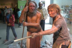 Neandertaler hatten ältere Mütter und jüngere Väter