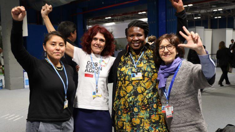 Mujeres por la Justicia Climática