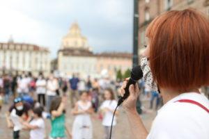 """Torino: manifestazione del comitato """"Priorità alla Scuola"""""""