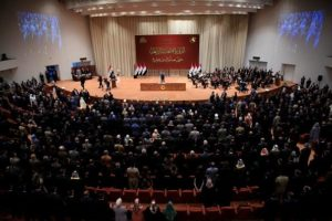 Iraq: New Government, New Legislative Agenda