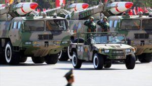 China advierte que la creciente hostilidad entre Pekín y Washington por el coronavirus podría resultar en una confrontación militar con EE.UU.