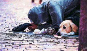 Obdachlosigkeit im historischen Rückblick