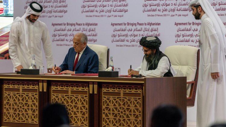 Afghanistan - kompromißlose Taliban ...