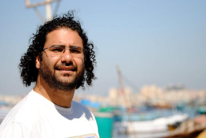 Egitto, dopo 37 giorni termina lo sciopero della fame del blogger Alaa Abd El Fattah