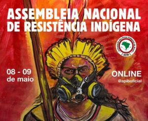 Assembleia de Resistência Indígena. Carta final