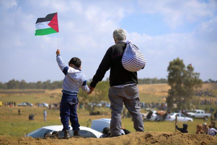 Palästina – zunehmendes Aufbegehren der Palästinenser