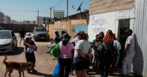 Dignidad en La Pampa: Vida cotidiana en el norte de Chile en tiempos de pandemia